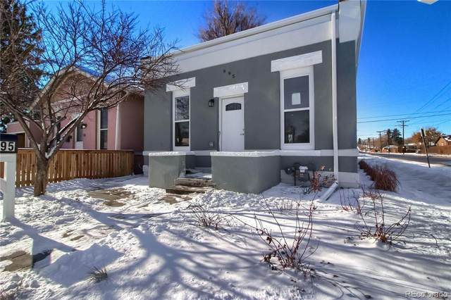 995 N Hooker Street, Denver, CO 80204 (#3899735) :: iHomes Colorado