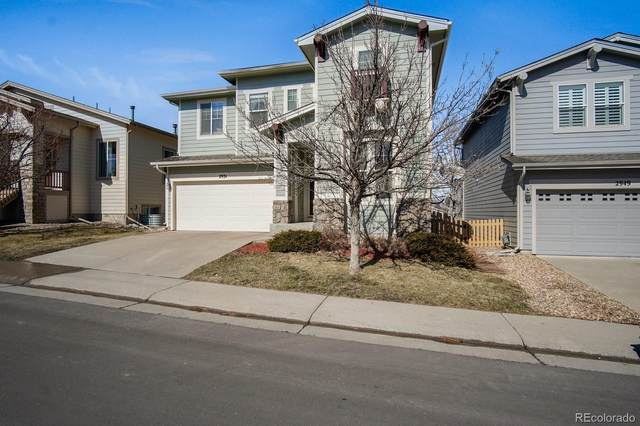 2931 Woodbriar Drive, Highlands Ranch, CO 80126 (#3900078) :: Compass Colorado Realty