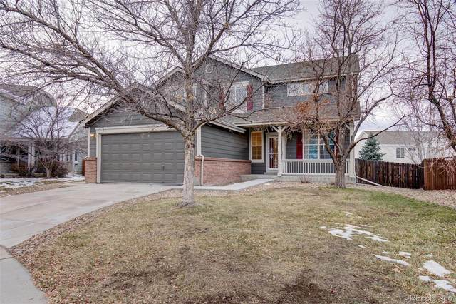 2893 S Walden Way, Aurora, CO 80013 (#3900181) :: The Griffith Home Team