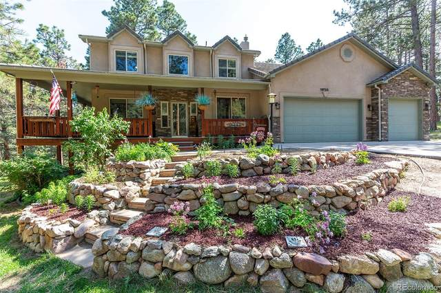 19725 Lockridge Drive, Colorado Springs, CO 80908 (MLS #3900560) :: Keller Williams Realty
