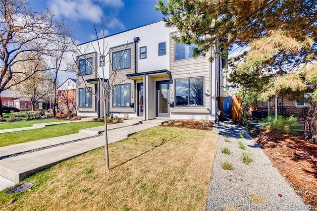 1345 Jersey Street, Denver, CO 80220 (#3901507) :: The Griffith Home Team