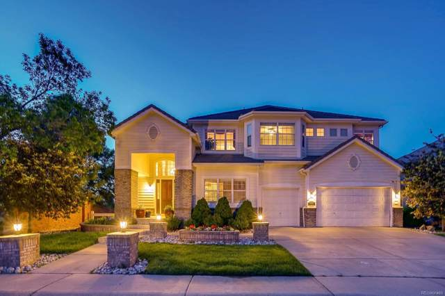 7925 Trotter Lane, Lone Tree, CO 80124 (#3901561) :: The Gilbert Group