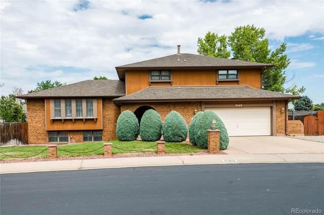 9369 W Baltic Drive, Lakewood, CO 80227 (#3901689) :: Symbio Denver