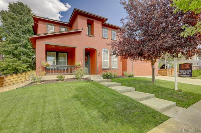 16731 E 107th Avenue, Commerce City, CO 80022 (#3901744) :: You 1st Realty