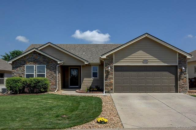 6143 W 16th Street, Greeley, CO 80634 (MLS #3901790) :: 8z Real Estate