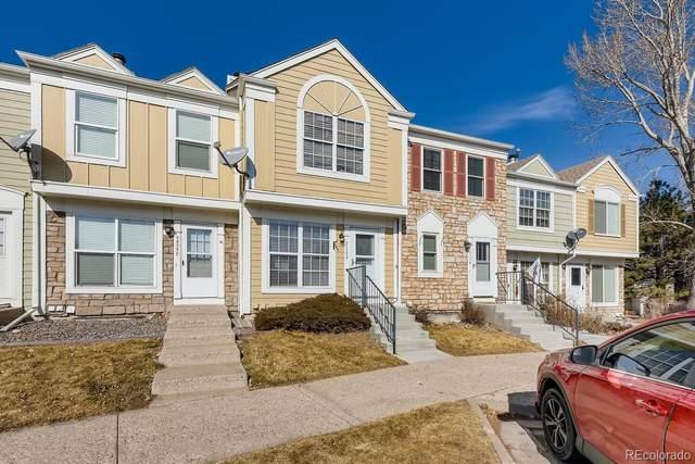 9539 W Coal Mine Avenue F, Littleton, CO 80123 (#3902154) :: Bring Home Denver with Keller Williams Downtown Realty LLC