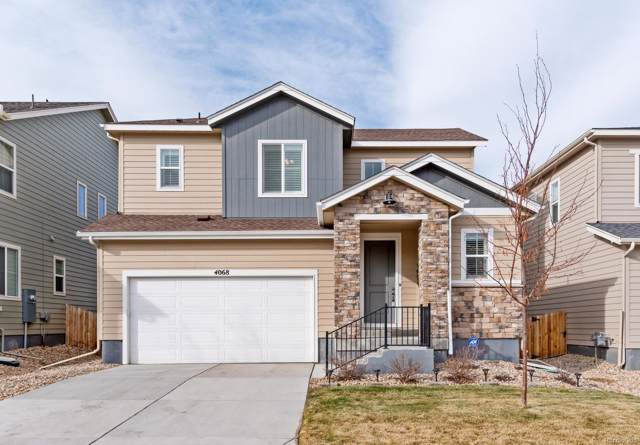 4068 Trail Stone Circle, Castle Rock, CO 80108 (#3902165) :: Wisdom Real Estate