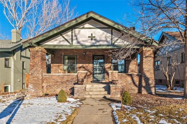 648 S Gilpin Street, Denver, CO 80209 (#3902338) :: The DeGrood Team