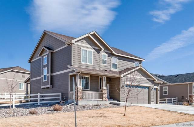6091 Clover Ridge Circle, Castle Rock, CO 80104 (#3902657) :: Berkshire Hathaway HomeServices Innovative Real Estate