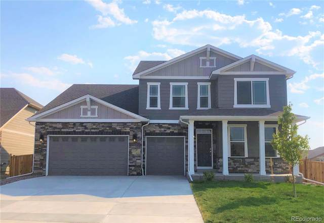 1564 Wingfeather Lane, Castle Rock, CO 80108 (#3902658) :: The DeGrood Team