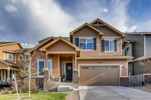 25778 E Calhoun Place, Aurora, CO 80016 (#3903498) :: Mile High Luxury Real Estate