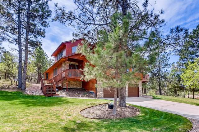 9720 Sadelia Court, Parker, CO 80134 (#3904097) :: The Heyl Group at Keller Williams