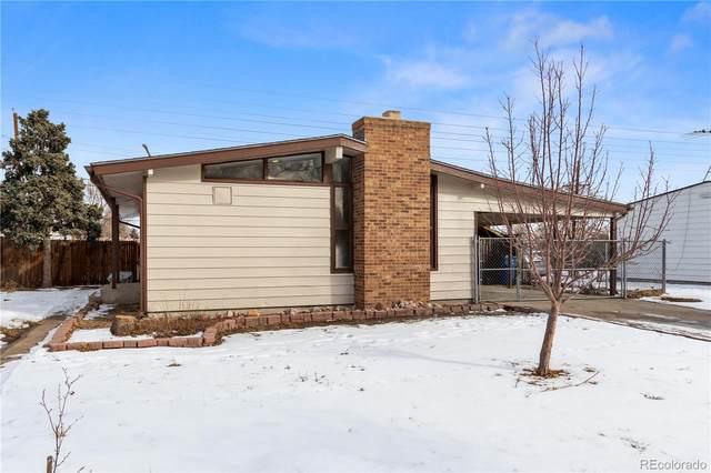 7400 Greenwood Boulevard, Denver, CO 80221 (MLS #3904434) :: 8z Real Estate