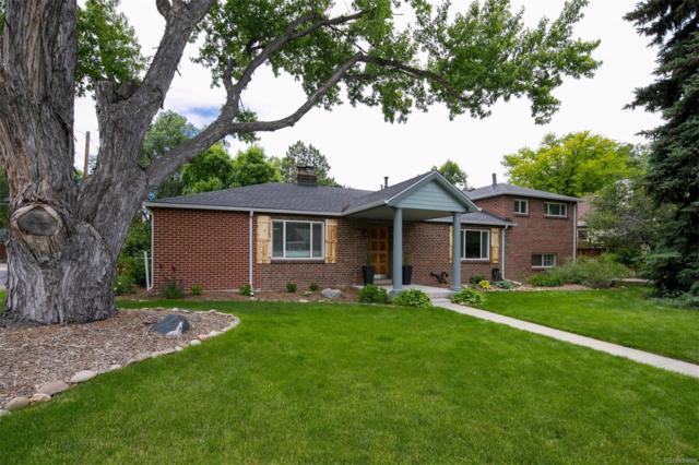 757 Niagara Street, Denver, CO 80220 (MLS #3904723) :: 8z Real Estate