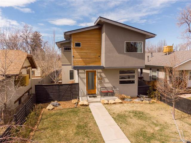 2171 S Clarkson Street, Denver, CO 80210 (MLS #3905410) :: Keller Williams Realty