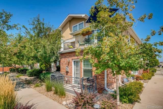 319 Quebec Street #1, Denver, CO 80220 (#3905605) :: The HomeSmiths Team - Keller Williams