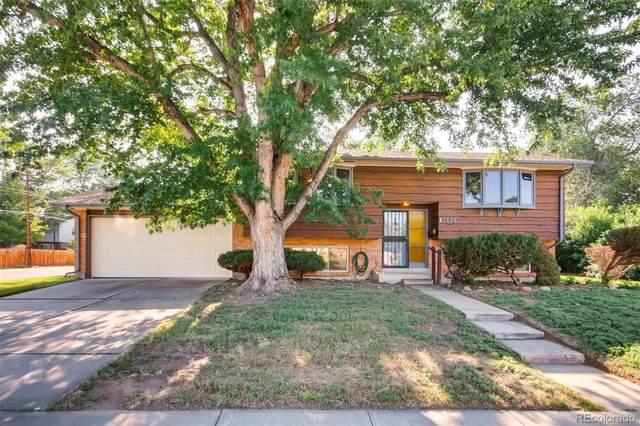 2804 S Pierce Street, Denver, CO 80227 (#3905711) :: Venterra Real Estate LLC