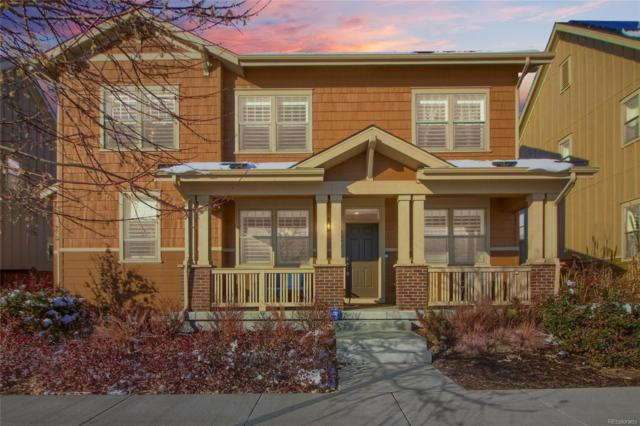 7979 E Stoll Place, Denver, CO 80238 (#3905716) :: Sellstate Realty Pros