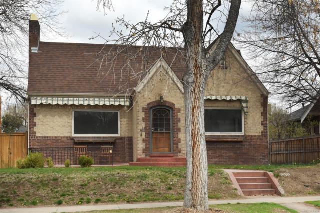 1125 E Virginia Avenue, Denver, CO 80209 (#3906094) :: Wisdom Real Estate