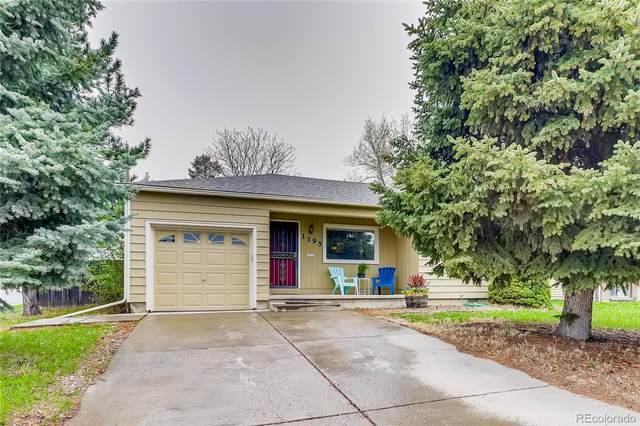 1195 S Tennyson Street, Denver, CO 80219 (#3906539) :: HomeSmart