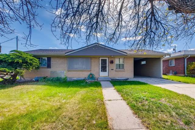 982 Jamaica Court, Aurora, CO 80010 (#3906760) :: Bring Home Denver with Keller Williams Downtown Realty LLC