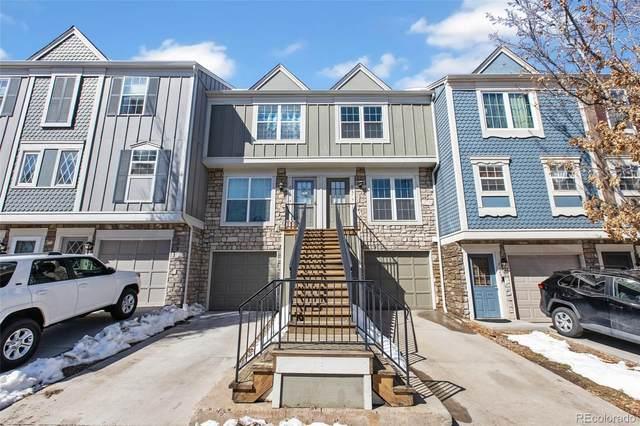 8131 S Fillmore Circle, Centennial, CO 80122 (MLS #3906768) :: 8z Real Estate