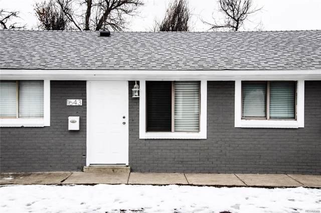 1641 Alton Street, Aurora, CO 80010 (#3907165) :: The Peak Properties Group