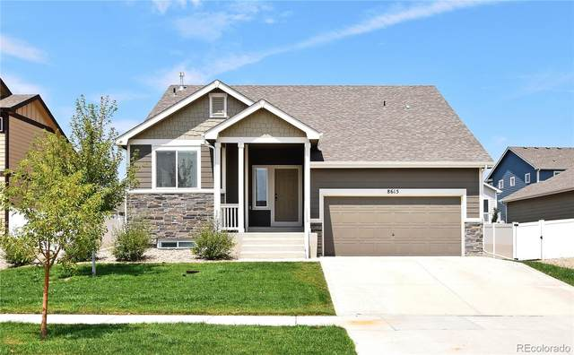 8615 15th Road, Greeley, CO 80634 (#3907207) :: The Dixon Group
