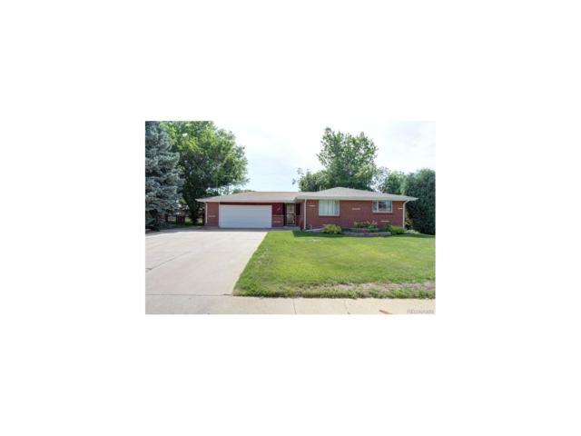 1768 S Cody Street, Lakewood, CO 80232 (#3907497) :: The Peak Properties Group