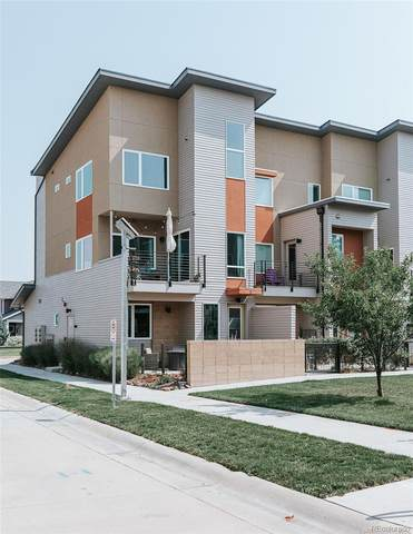309 Urban Prairie Street #5, Fort Collins, CO 80524 (#3907830) :: Bring Home Denver with Keller Williams Downtown Realty LLC