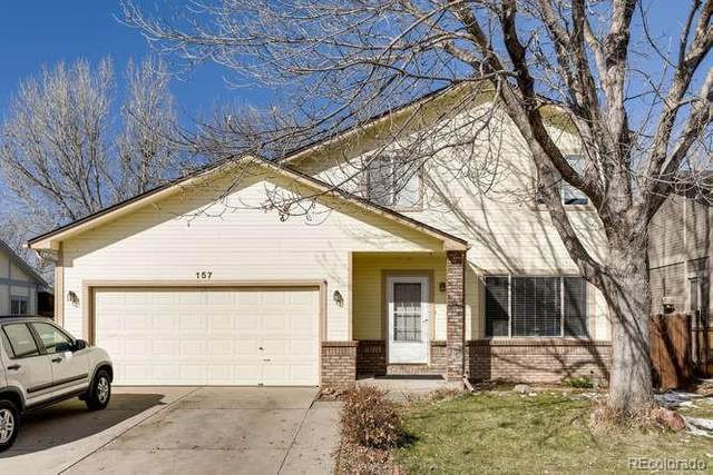 157 Adams Way, Firestone, CO 80520 (MLS #3907855) :: 8z Real Estate
