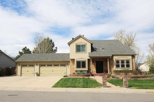 8031 S Williams Circle, Centennial, CO 80122 (#3908036) :: House Hunters Colorado