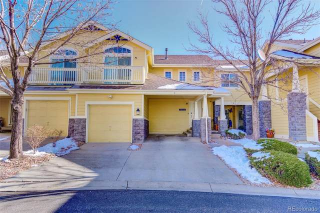 19439 E Mann Creek Drive C, Parker, CO 80134 (#3908484) :: iHomes Colorado