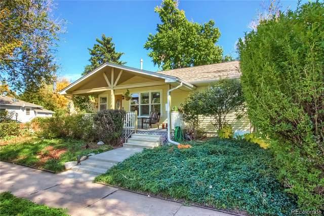 2274 S Humboldt Street, Denver, CO 80210 (#3909058) :: iHomes Colorado