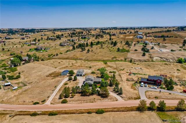 11524 Forest Hills Drive, Parker, CO 80138 (#3909286) :: The Heyl Group at Keller Williams