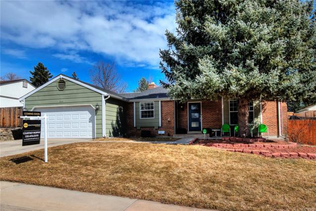 7314 S Cody Street, Littleton, CO 80128 (#3909355) :: Bring Home Denver