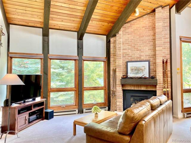 2700 Village Drive #303, Steamboat Springs, CO 80487 (#3909545) :: The Heyl Group at Keller Williams