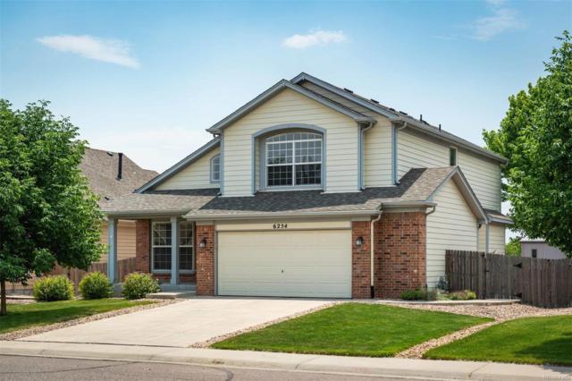 6254 E 116th Avenue, Thornton, CO 80233 (#3909854) :: Ben Kinney Real Estate Team
