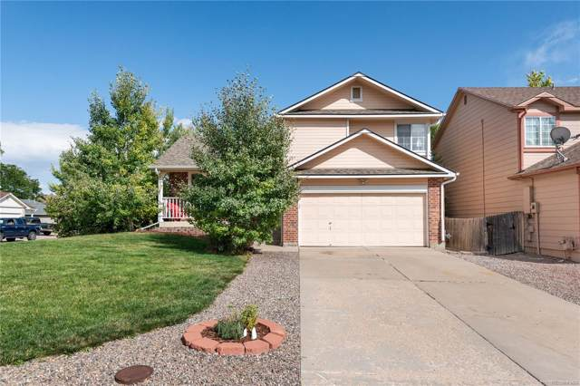 5368 S Xenophon Way, Littleton, CO 80127 (MLS #3910032) :: 8z Real Estate