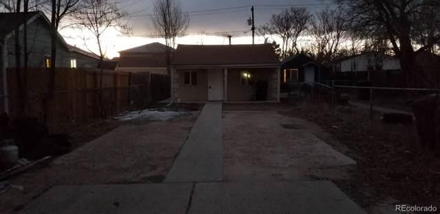 363 S Quitman Street, Denver, CO 80219 (MLS #3910092) :: 8z Real Estate