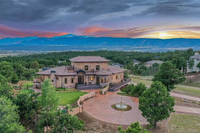 17563 Furrow Road, Monument, CO 80132 (#3910436) :: The DeGrood Team
