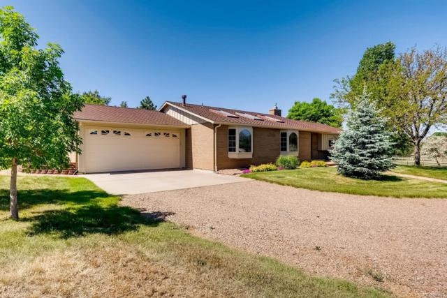 17960 E Hinsdale Avenue, Foxfield, CO 80016 (#3910450) :: The Tamborra Team