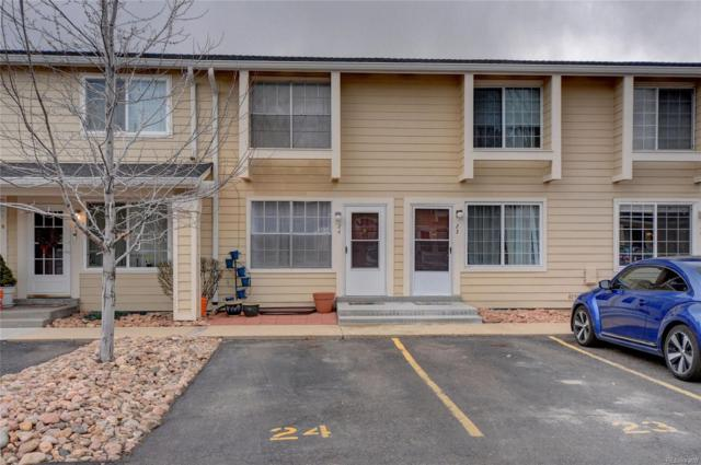 8979 Field Street #24, Westminster, CO 80021 (#3910906) :: Compass Colorado Realty