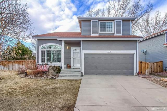 1218 Briarhollow Lane, Highlands Ranch, CO 80129 (#3911305) :: The Dixon Group