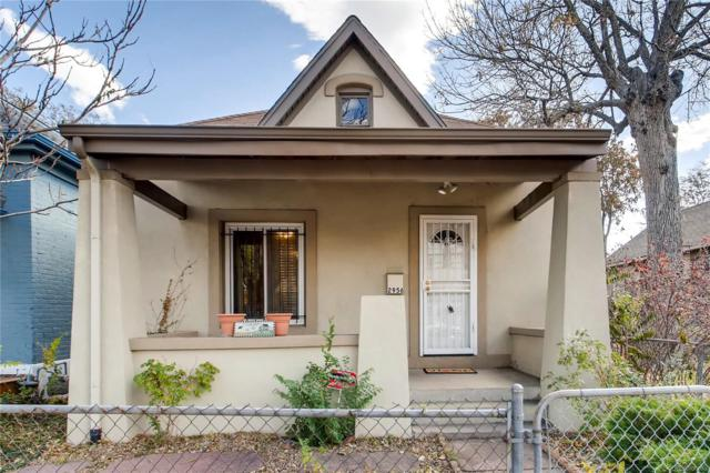 2956 California Street, Denver, CO 80205 (#3911453) :: The HomeSmiths Team - Keller Williams