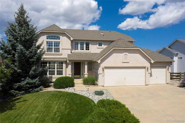 674 Larimer Creek Drive, Monument, CO 80132 (#3911483) :: The DeGrood Team