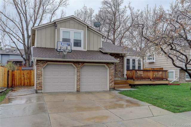 13334 W 65th Drive, Arvada, CO 80004 (#3911731) :: The Griffith Home Team