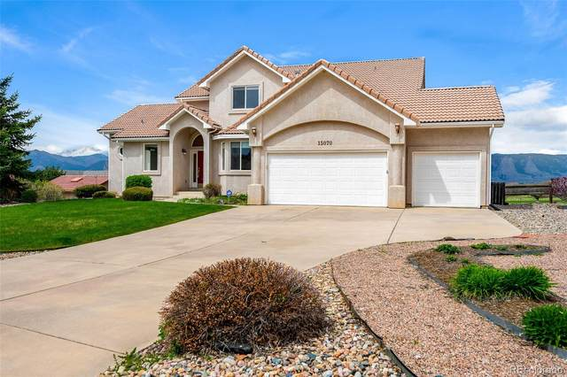 15070 Jessie Drive, Colorado Springs, CO 80921 (#3911764) :: The DeGrood Team
