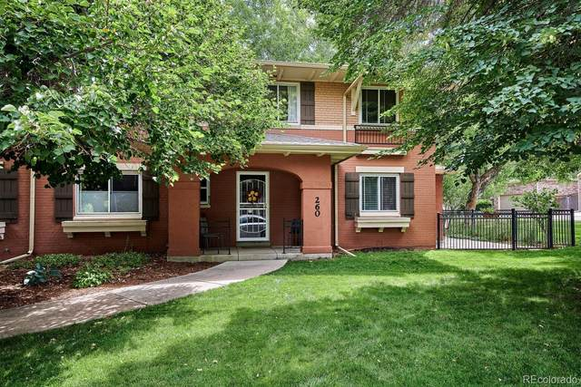 260 Pontiac Street, Denver, CO 80220 (#3912114) :: The Scott Futa Home Team