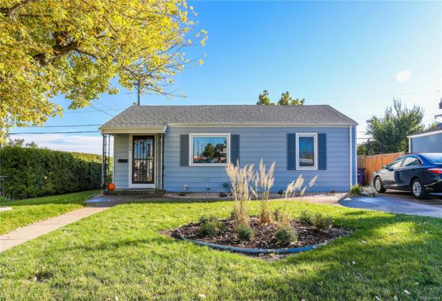 1700 W 52nd Avenue, Denver, CO 80221 (#3912175) :: 5281 Exclusive Homes Realty